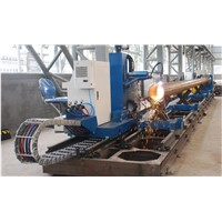 Pipe Plasma Flame Cutting Machine