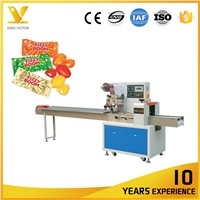 304 SUS Lollipop Packing Machine with Single Plastic Bag