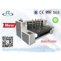 Auto Corrugated Paper Board Printer (with Slotter)