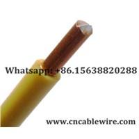 BV Plastic Copper Wire