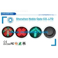 Good Quality 200mm Red Cross & Green Arrow LED Traffic Light