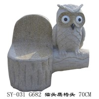 Stone Chair for Landscape Architecture