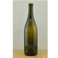 Wine Bottle, 750ml 500ml Glass Wine Bottle, Glass Wine Bottle Jar
