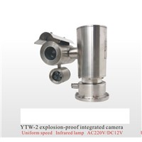YTW-2 Explosion Proof Integrated Camera from YITONG