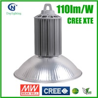 150W LED High Bay Factory Lights with Meanwell Driver