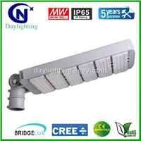 High Power Cost-Effective Osram Chip Meanwell Driver 300W LED Street Light