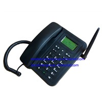 GSM FWP WCDMA 3G Desk Fixed Wireless Phone
