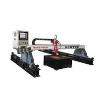 TopTech Economical Strengthen Gantry CNC Cutting Machines