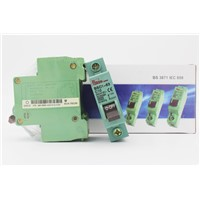Wholesaler F360 Series 2p/4p ELCB Switch Circuit Breaker
