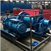 Electric Hydraulic Diesel Operated Anchor Winch