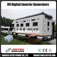 Motorhome Super Silent Inverter RV Gasoline Generator Set