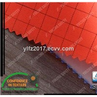 Low Formaldehyde EN11612 Cotton Woven Fireproof Fabric For Protective Workwear