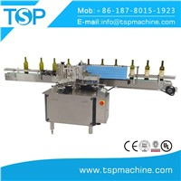 Automatic Paste Labeling Machine for Cans, Jars
