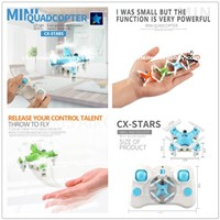 Cheerson Cx-Stars Drone 4CH 6 Axis Gyro Mini Helicopter RC WiFi Aircraft