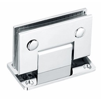 First Quality SUS304/ Brass Hinge, 90 Degrees Pivot Hinges for Glass Doors