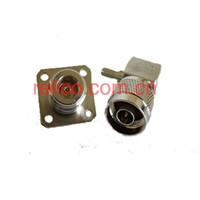 N Type RF Coaxial Connector Thread Type Jack & Plug