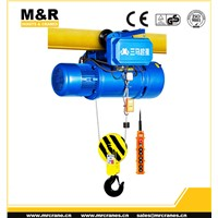 Standard Wire Rope Electric Hoist of SANMA