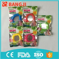 Elastic Colorful Silicone Mosquito Repellent Bracelet