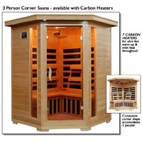 Physical Therapy Far Infrared Sauna Room