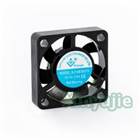 5v 12v 3007 30mmx30mmx7mm DC Cooling Fan with Speed Sensor