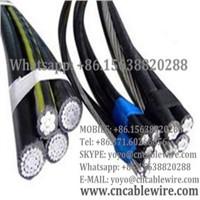 Multi-Core Overhead Insulated Cable