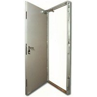 Flush Type Fire Door