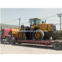 Used Chinese Wheel Loader, China SDLG LG956 Front Loader, Hydraulic Cheap Loader