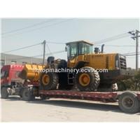 Used Chinese Wheel Loader, China SDLG LG956 Front Loader, Hydraulic Cheap Loader