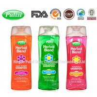 Private Label OEM Herbal Hair Shampoo