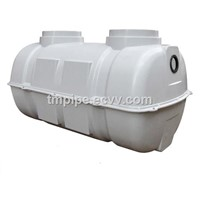 1 Cubic Meter High Strength Stackable FRP SMC Plastic Septic Tank for Toilet Usage