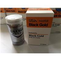 Male Sex Enhancement Pills USA Black Gold 10 Tablets Strong