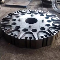 Hydraulic Turbine Magnetic Yoke