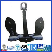 US Navy Stocless Anchor