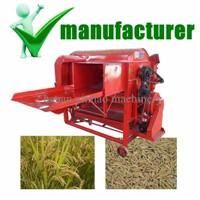 Homemade Wheat Rice Thresher Machine