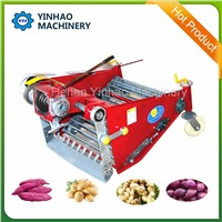 Single-Row Potato Harvester Machine Price for Mini Tractor Potato Harvester on Sale