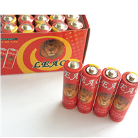 Hot Sale 1.5v AA R6 Sum3 Carbon Zinc Battery