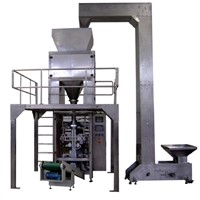 Automatic Bagging Machine for Food & Dog Food - Self - Supporting Bag, Zipper Bag, Four Side