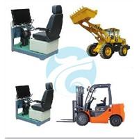 Wheel Loader & Forklift Operator Training Simulator (LS-WFS)