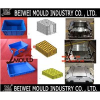 Premium Customized Plastic Stacking Container Mould
