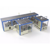 Solenoid Valve Automatic Assembly Line