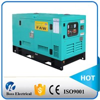 FAWDE Xichai 16KVA 3 Phase Diesel Electric Generator