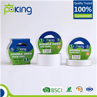 SGS Certified High Quality Double Side Tissue Tape for Industrial Use