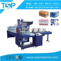 Automatic High Speed Stretch Pallet Shrink Wrap Packaging Machine