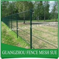 1.7m High Welded Wire Mesh Fencing for Farm