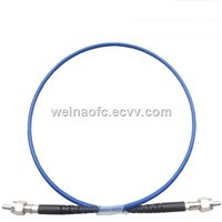 Armoured Patch Cord SMA905 906-SMA 905 906 PVC LSZH