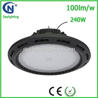 High Brightness 240W UFO LED High Bay Light for Warehouse