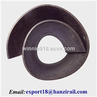 Railway Rubber Crossing Plate