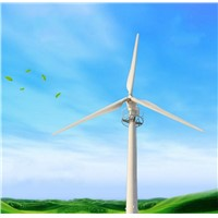 10kw-100kw Horizontal Electric Control Wind Generator with Low Noise & Low Start up Wind Speed