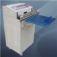 600MM Outside Pumping Vacuum Sealer, Pump Vacuum Packing Sealing Machine, Outside Pumping Inflatable Packaging Machine