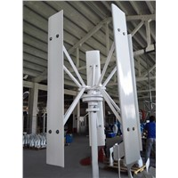 300W 12V/24V off-Grid Wind Generator / Wind Turbine for the Wind Power System